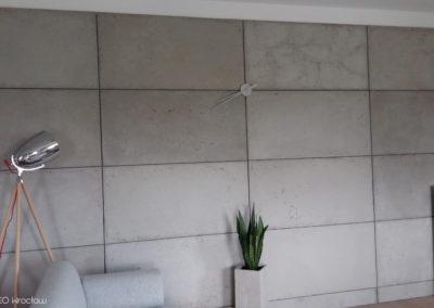 Betonowa ściana Płyty Betonowe Na Wymiar
