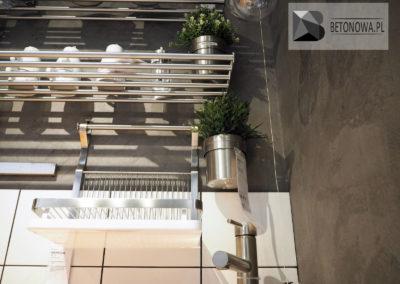 Beton Dekoracyjny Kuchnia Ikea