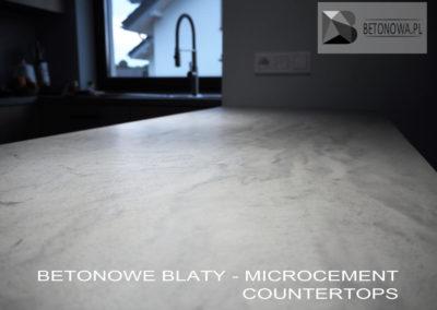 Blaty Betonowe Mikrocement Concrete Countertop Microcement5