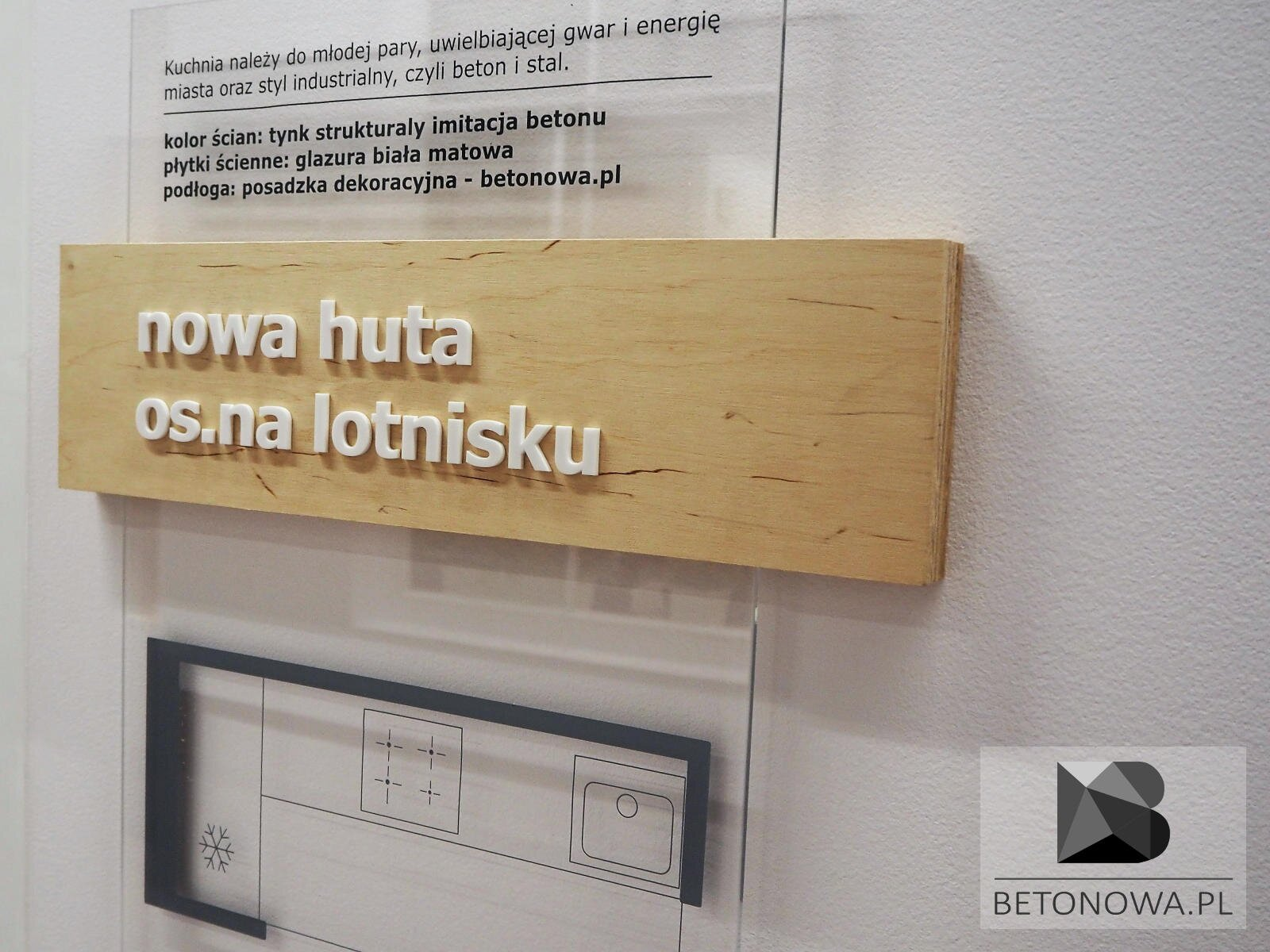 Kuchnia Krakow Ikea Betonowa Posadzka1