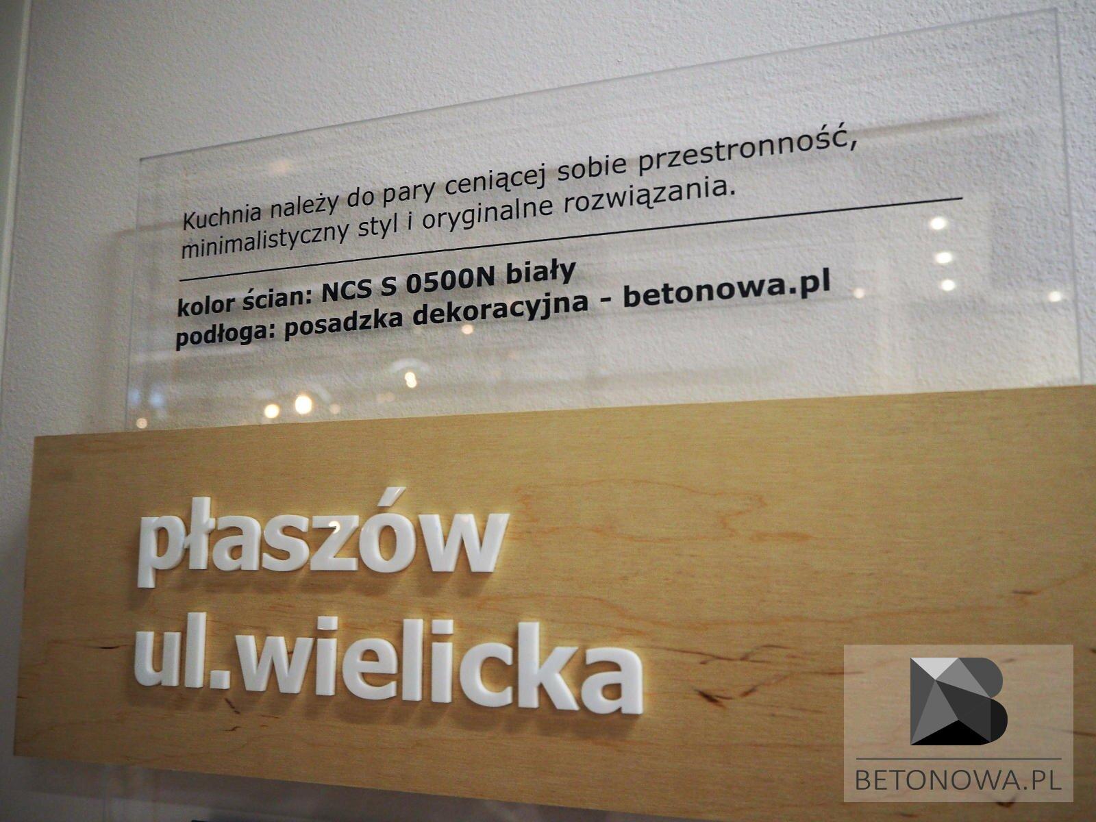 Posadzka Bialy Beton Polerowany Krakow Ikea