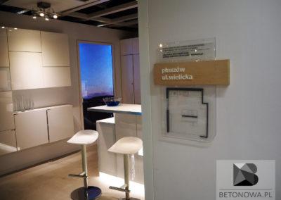 Posadzka Dekoracyjna Betonowa Krakow Ikea Kuchnie