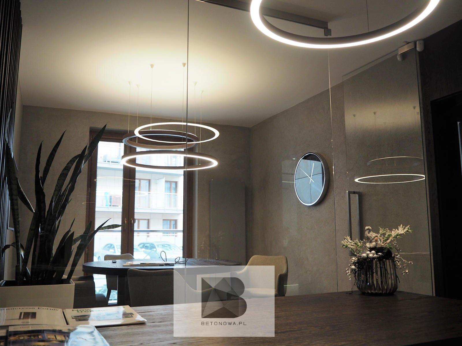 Sciany Beton Dekoracyjny Realizacja Biura Architektoniczne1