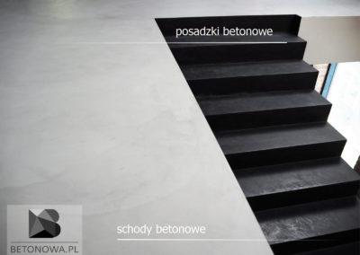 Posadzki Beonowe Schody Mikrocement Beton Architektoniczny1