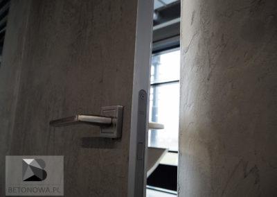 Betonowe Drzwi Bezprzylgowe Motaz0