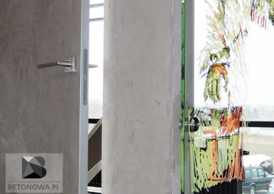 Betonowe Drzwi Do Domu Mieszkania Bezprzylgowe1