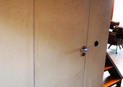 Drzwi Betonowe Bezprzylgowe Ukryte Sciana1a