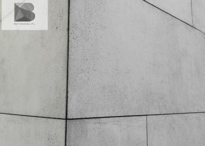 Betonowe Plyty Architektoniczne Na Scianie