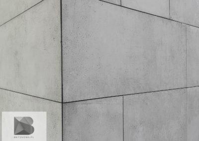 Betonowe Sciany Dekoracyjne Betonowa Plyta 10mm