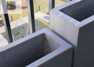 Donica Betonowa Na Balkon Lub Taras1
