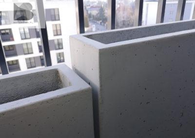 Donice Z Betonu Architektonicznego GRC