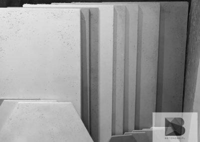 Plyty Betonowe GRC Heksagonalne