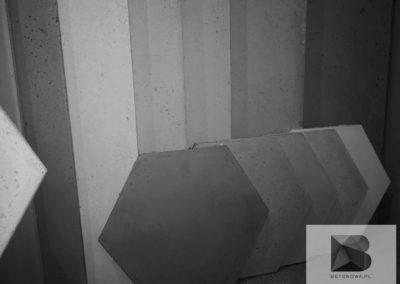 Plyty Betonowe Grc Beton Architektoniczny Heksagony
