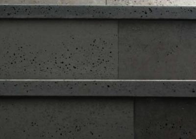 Schody Parapety z betonu architektonicznego