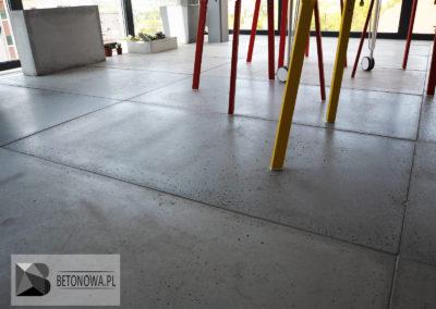 Beton Architektoniczny Biuro Podloga