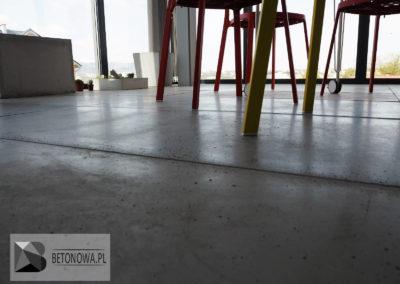 Beton Architektoniczny Na Podlodze