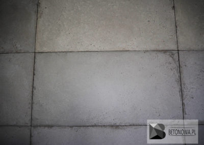 Beton Architektoniczny Plyty Kolor Szary