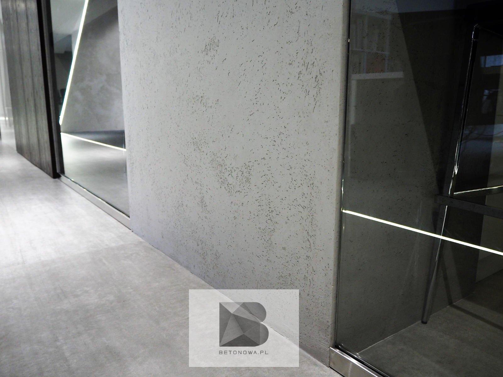 Beton Dekoracyjny Sciany Struktura Betonowa1