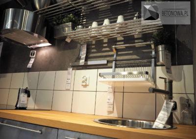 Beton Dekoracyjny W Kuchni Ikea