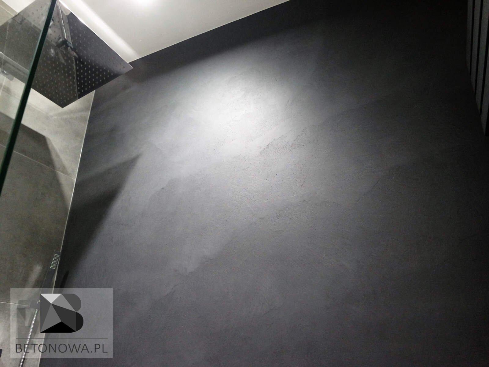 Mikrocement Na ścianęposadzkipodłogi Schody Beton
