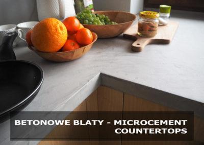 Blat Betonowy Microcemenent Countertop Betonowa7 3
