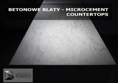 Blaty Mikrocement Concrete Countertop Microcement3