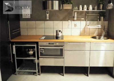 Kuchnia Ikea Beton