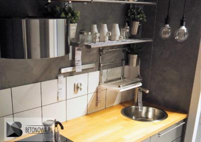 Kuchnia Ikea Beton Architektoniczny