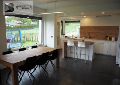 Mikrocement W Salonie Kuchni Realizacje