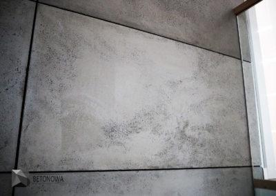Beton Architektoniczny Plyta Na Scianie1