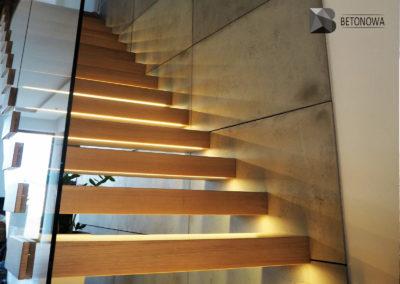 Schody Wspornikowe Beton Architektoniczny2
